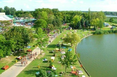 4 csillagos wellness a Gyopárosi-tó partján