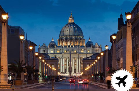 Pünkösdi és őszi kirándulás Rómába és Vatikánba