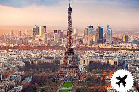 4 napos romantikus kiruccanás Párizsba