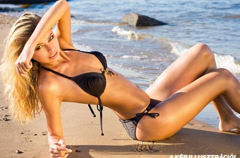 Szexi bikini divatos színekben, több méretben
