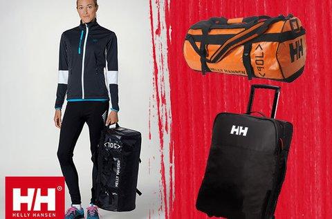 Helly Hansen Duffel Bag és Travel Trolley utazótáska