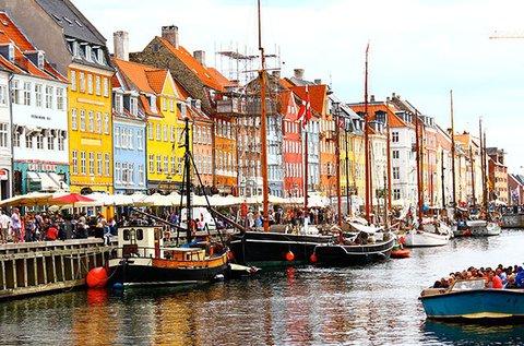 Irány Koppenhága repülővel!