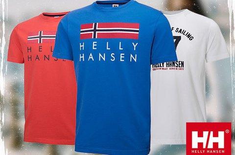 Helly Hansen Graphic férfi póló
