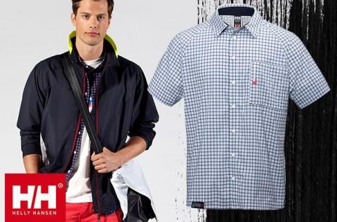 Helly Hansen HP QD SS Shirt rövidujjú férfi ing
