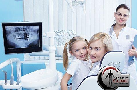 Teljes digitális fogászati és fül-orr-gégészeti CT