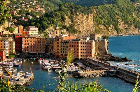 Tavaszi csillagtúra a Ligúr-tengerparton 1 főnek