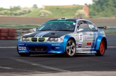 BMW E46 AC Schnitzer drift versenyautó vezetés