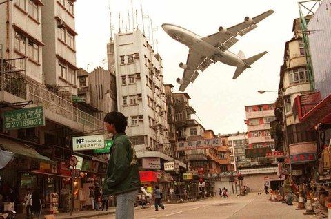 Éld át a repülés élményét Hong Kong felett!