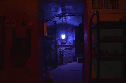 Halálcsapda-Bunker szabadulós játék 2-6 főre