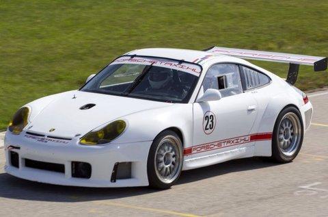 Száguldj egy Porsche 911 GT3 RS-sel Örkényben!