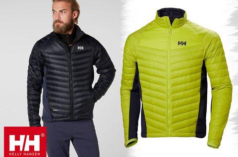 HH Verglas Hybrid Insulator férfi kabátok