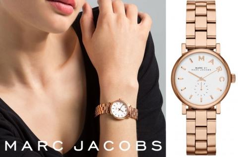 Klasszikus Marc Jacobs női vízálló karóra