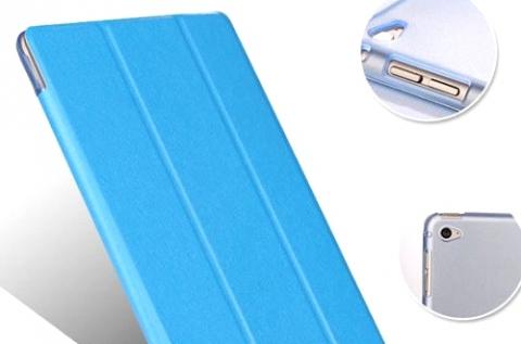 Okos tok iPad-hez fehér és kék színben