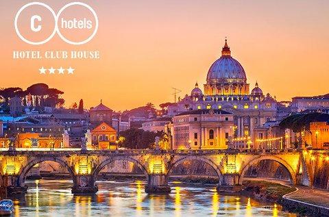 4 csillagos pihenés Olaszország fővárosában