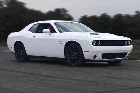 Vezess egy 450 lóerős Dodge Challanger autót!