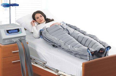 Dr. Life gépi nyirokmasszázs oxigénterápiával
