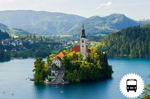 Buszos utazás a meseszép Szlovéniába