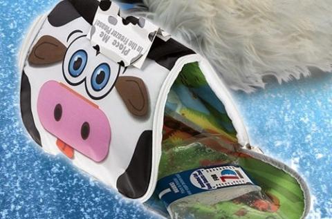 Snack Pack hűthető uzsonna tartó táska