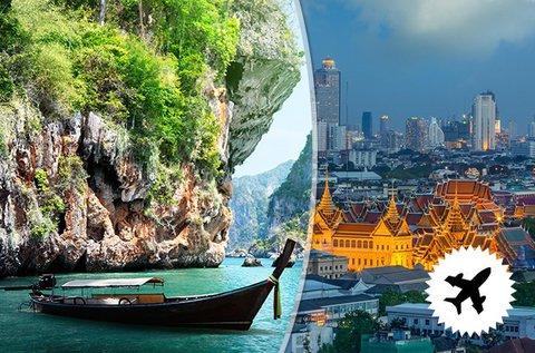Kalandokkal teli egzotikus utazás Thaiföldre