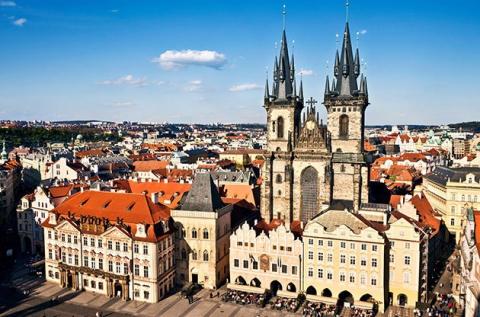 Fedezzétek fel a meseszép cseh fővárost, Prágát!