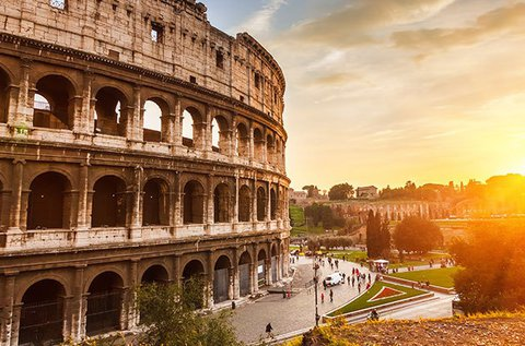 Kapcsolódjatok ki az örök városban, Rómában!