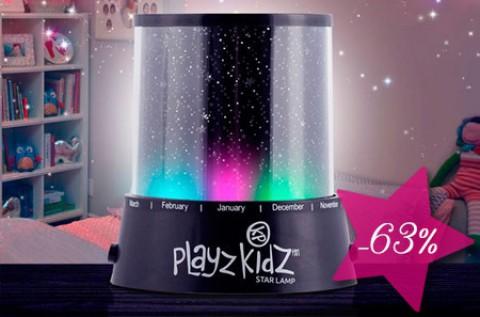 Altasd el gyermeked Playz Kidz csillagprojektorral!