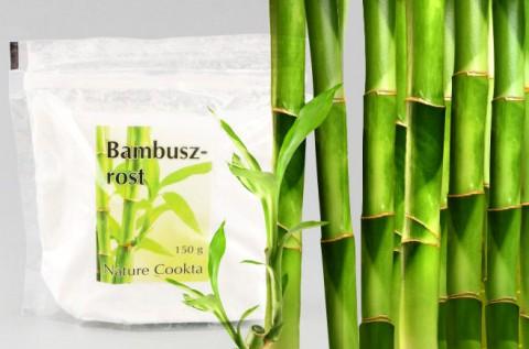 Bambuszrost 150 g-os kiszerelésben