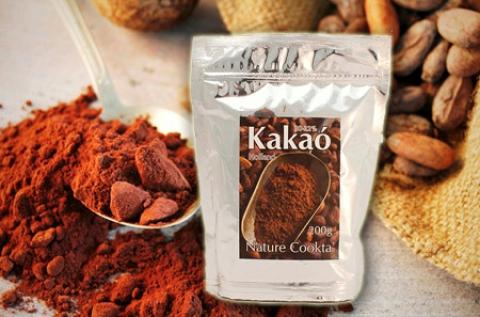 200 g-os Nature Cookta holland kakaópor