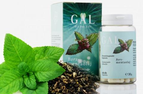 Gal 100 mg-os hatékony borsmentaolaj kapszula