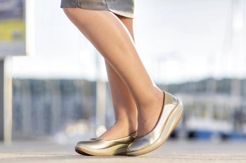 Elegáns Walkmaxx Comfort balerina cipő