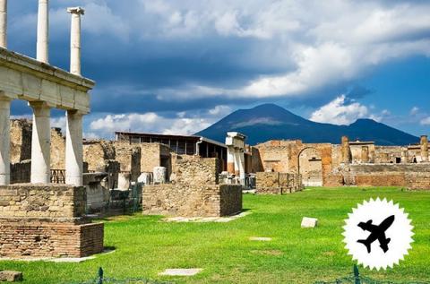 4 napos szervezett utazás Dél-Olaszországba