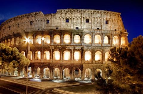 Gondtalan pihenés az örök városban, Rómában