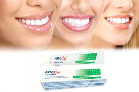 Aftastop fogínykrém 20 ml-es kiszerelésben