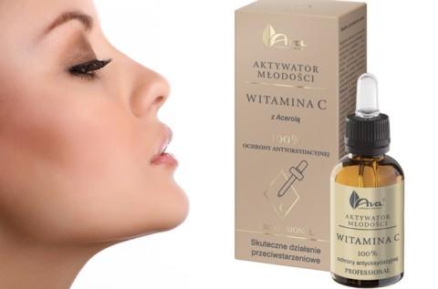 Ava Q10-Koenzim és A+E+F vitaminos ampulla