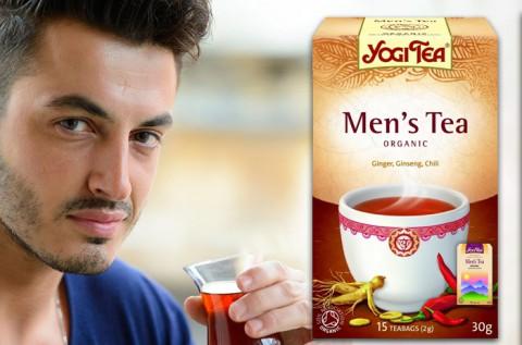 17 db Bio Yogi Ayurvéda férfi tea filter