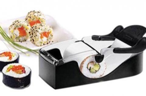 Praktikus sushi készítő roller