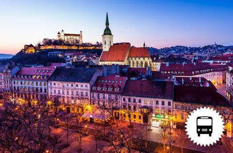 Adventi utazás Pozsonyba és Schlosshofba busszal