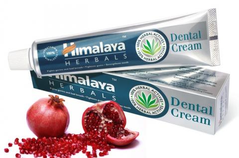 Himalaya ajurvédikus fogkrém
