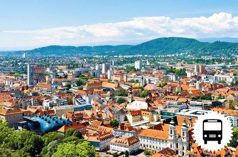 Őszi buszos kirándulás Graz-ba 1 főnek