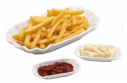 Chips & Dips 3 db-os chips szett díszdobozban