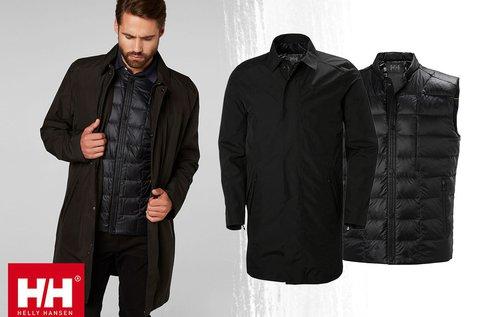 Helly Hansen karcsú, hosszított business kabát
