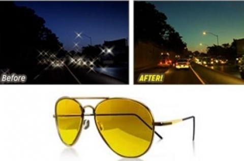 Night View éjjellátó szemüveg autósoknak 2.390 Ft helyett 990 Ft-ért ... ed16a0a4a8