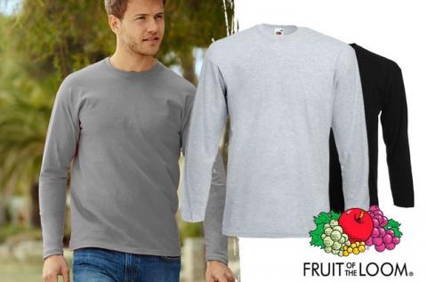 Fruit of the Loom hosszú ujjú férfi pólók