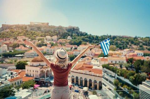 4 napos látogatás Athénban repülővel