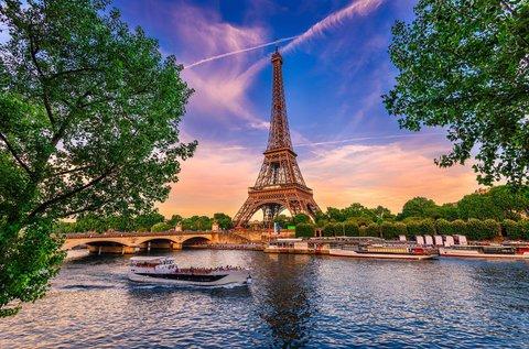 4 napos kiruccanás Párizsba repülővel