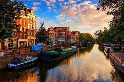 4 napos hosszú hétvége Amszterdamban