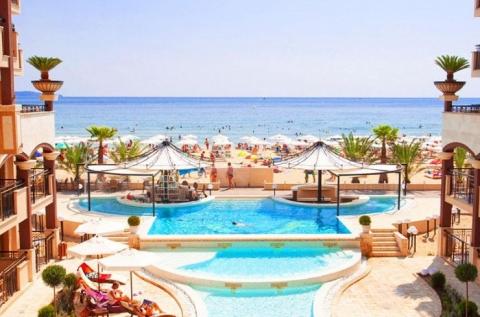 Luxus tengerparti vakáció Bulgáriában buszos úttal
