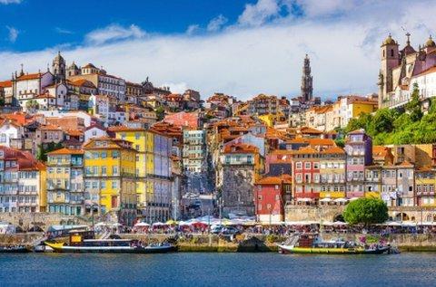 4 napos kiruccanás Porto-ba repülővel