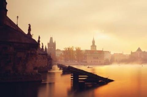 4 csillagos pihenés a száztornyú Prágában