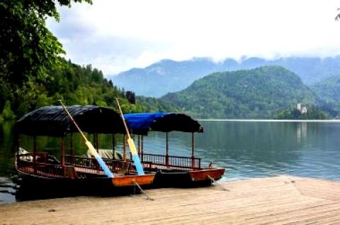 3 napos feltöltődés a meseszép Bledi-tónál